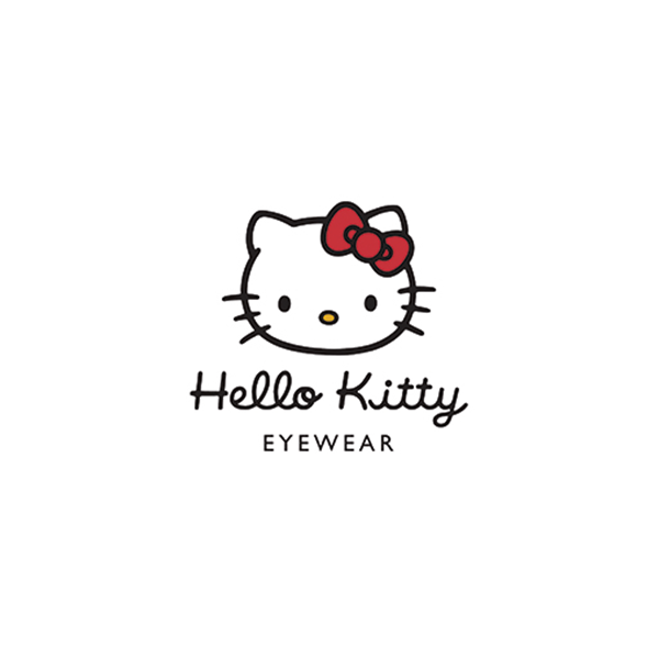 Markenlogo Hello Kitty EYEWEAR Brillen