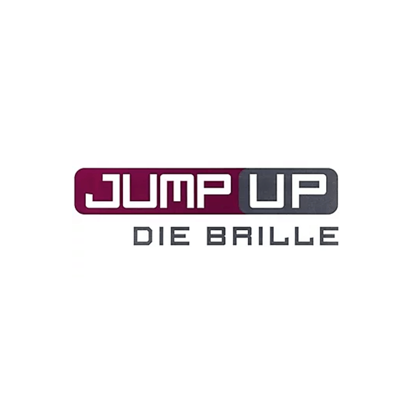 Markenlogo JUMP UP Brillen